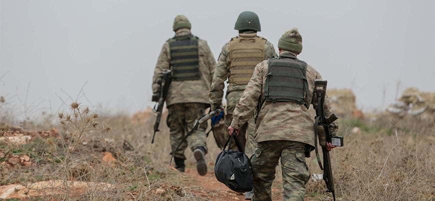 Zeytin Dalı Harekatı | TSK: Afrin'de bir asker şehit oldu