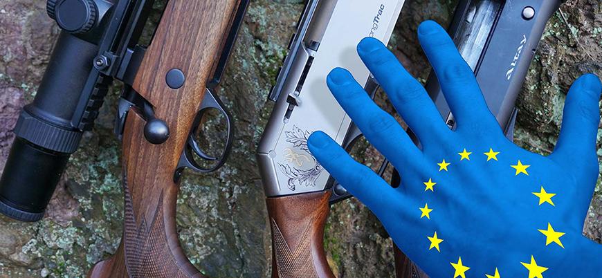 """""""Avrupa'da terör örgütleri ağır silahlara kolayca erişebiliyor"""""""