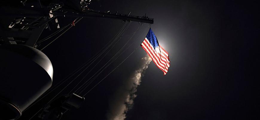 Pentagon: Vurulan hedeflerde sarin ve klor gazı vardı