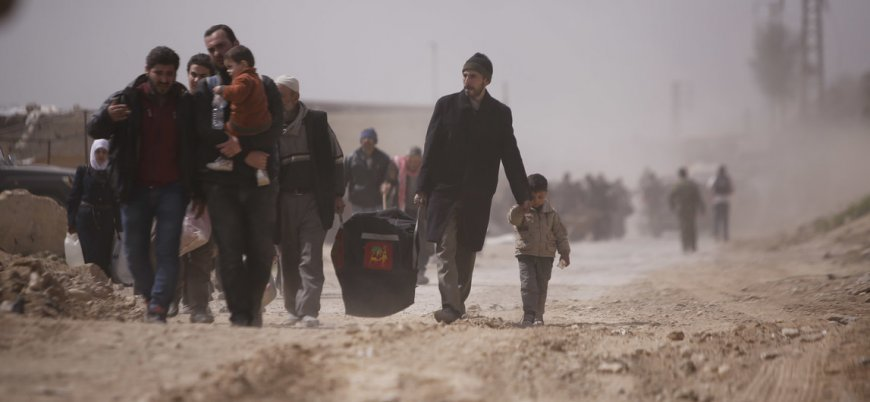 Esed'in toprak gaspı: Mültecilerin evleri Şii milislere mi verilecek?
