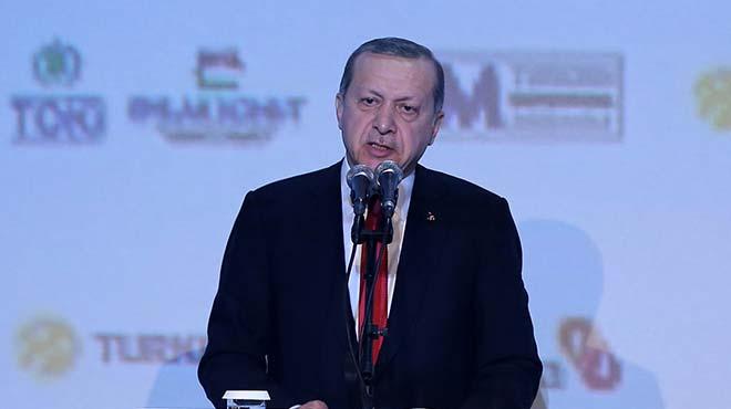 Erdoğan: Türkiye Şanghay 5'lisi içinde yer almalı