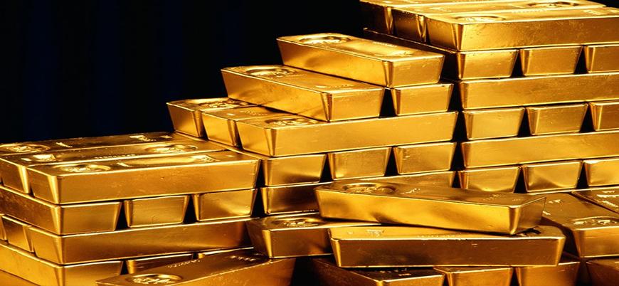 Merkez Bankası 220 ton altını Türkiye'ye getirdi