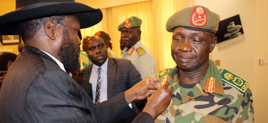 Güney Sudan Genelkurmay Başkanı Kahire'de öldü