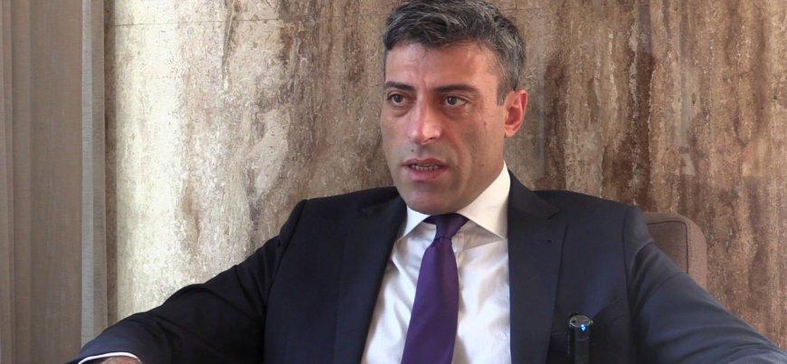 CHP Öztürk Yılmaz'ı partiden ihraç etti