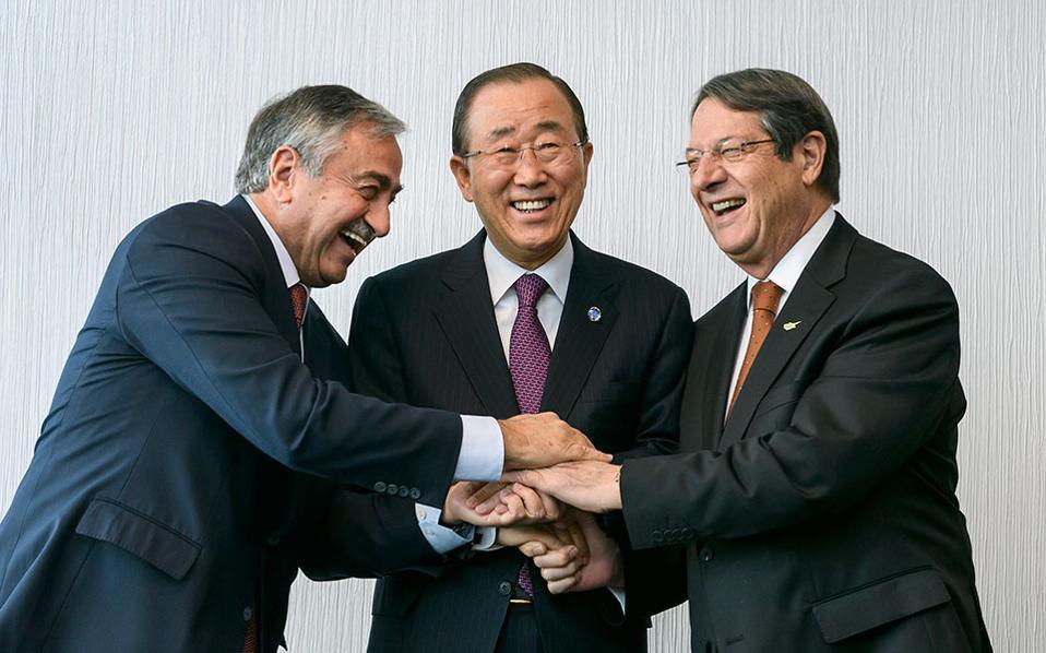 Kıbrıs müzakerelerinin ikinci turu başladı