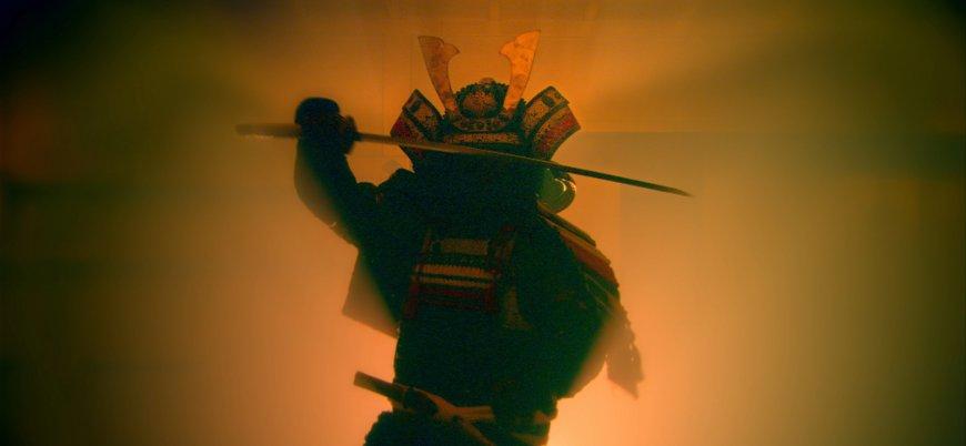 Samuraylar Savaşçı Mezarları