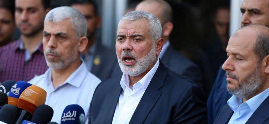 Hamas'tan 'Büyük Dönüş'e katılım çağrısı