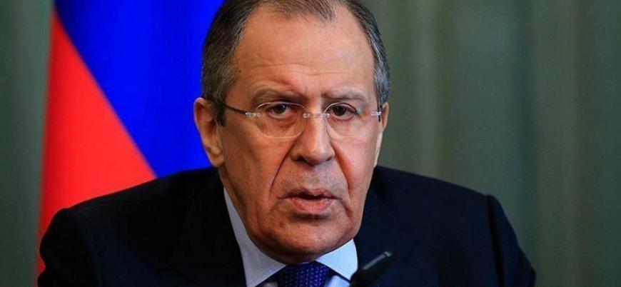 Lavrov'dan 'İdlib' açıklaması: Tahliye başladı