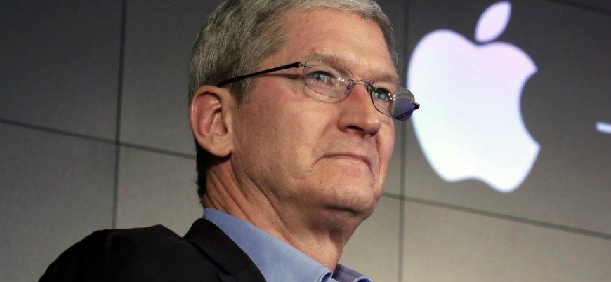 Apple hisseleri 2 günde yüzde 7 düştü