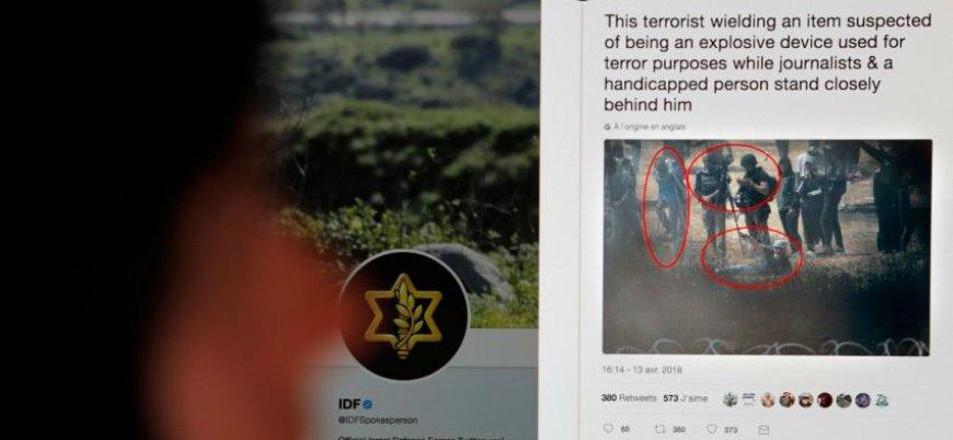 'İsrail, Gazze gazetecileri hakkında yalan söylüyor'