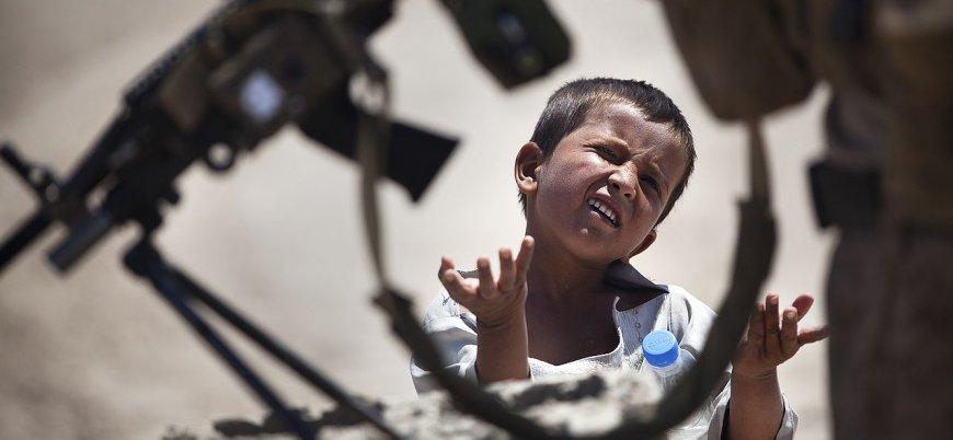 Drone ile yaşamak: Afgan çocuklar gökyüzünden korkuyor