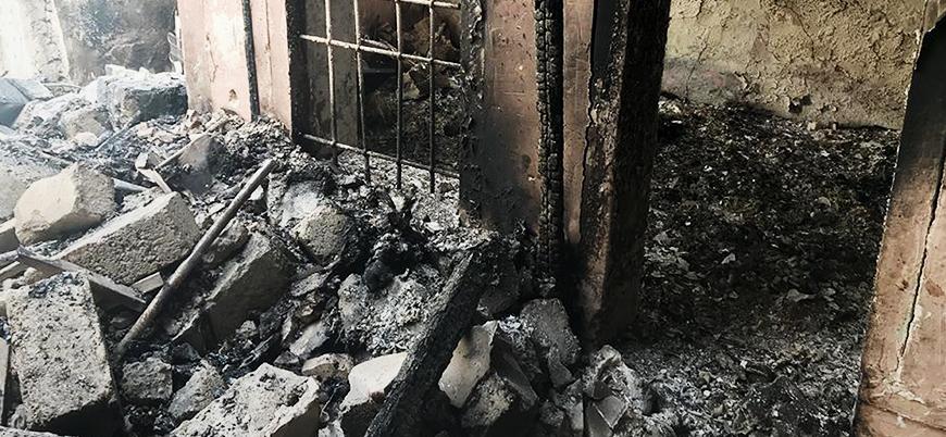 'Bağdat hükümeti Musul'da katliam delillerini yok etti'