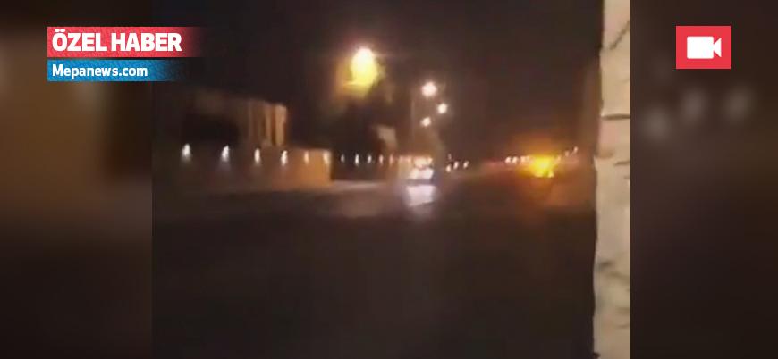Suudi Arabistan'ın başkenti Riyad'da çatışmalar yaşanıyor