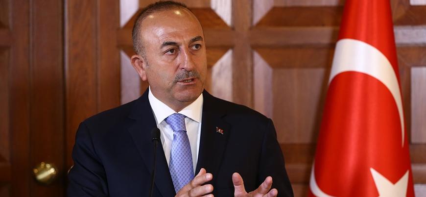 Çavuşoğlu: Tüm çabamız Hafter'i siyasi çözüm çizgisine çekmek