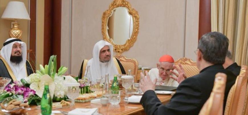 Dünya İslam Birliği ve Vatikan arasında 'diyalog' anlaşması