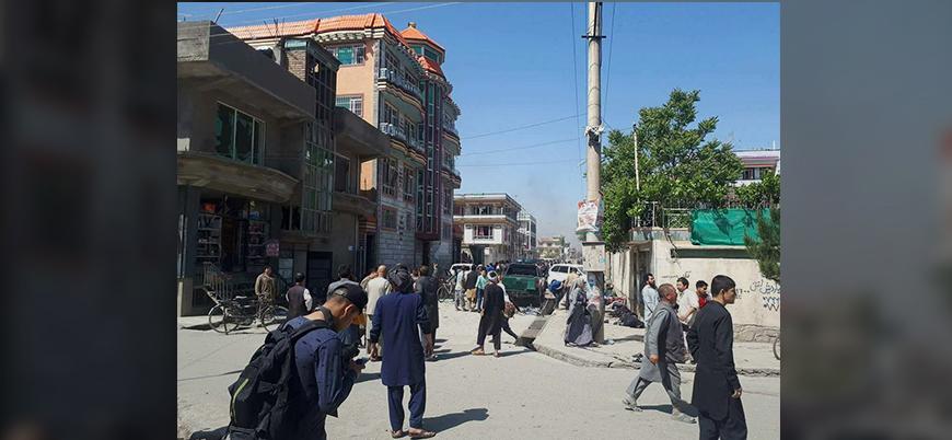 Kabil'de seçim merkezine canlı bomba saldırısı: En az 48 ölü
