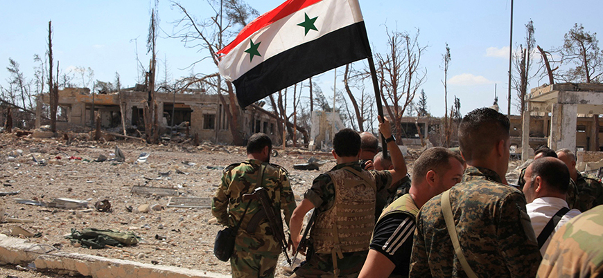 """Rejimin sıradaki hedefi Dera'a ve Cisr eş Şuğur"""