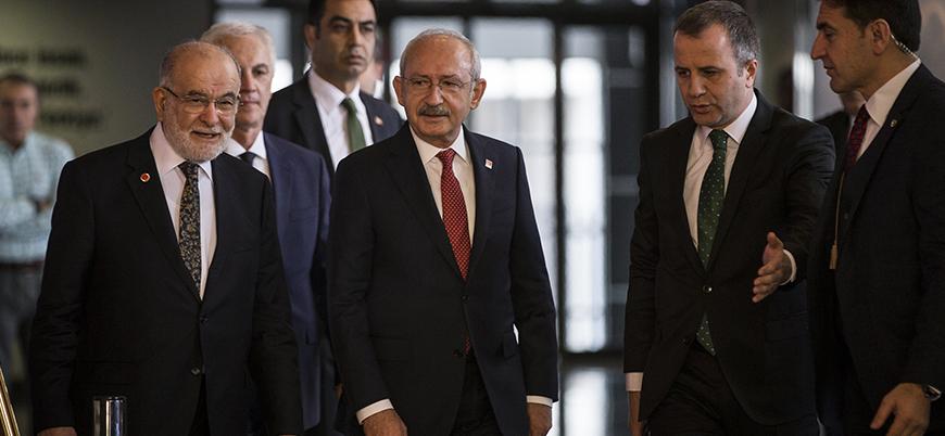 Karamollaoğlu ile Kılıçdaroğlu görüştü
