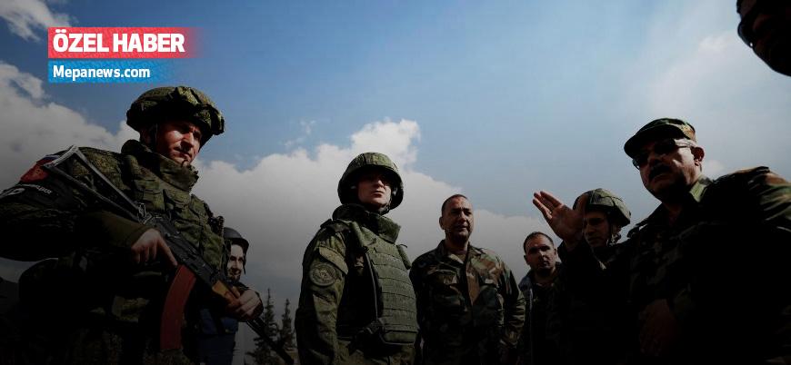 Şam'ın güneyinde 3 rejim komutanı öldü