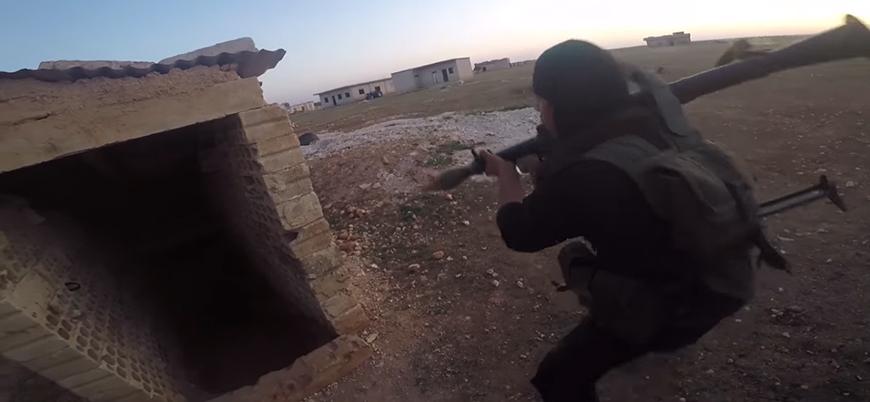 Humus kuzeyinde rejim muhalifler karşısında ağır kayıp veriyor