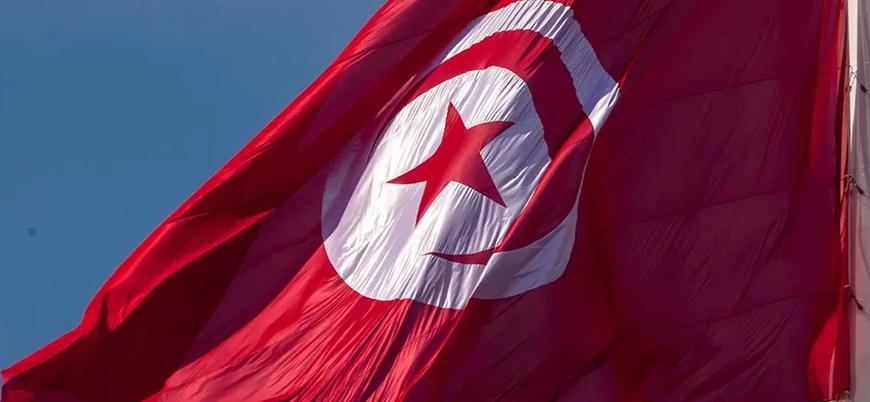 Tunus'ta askeri eğitim uçağı düştü