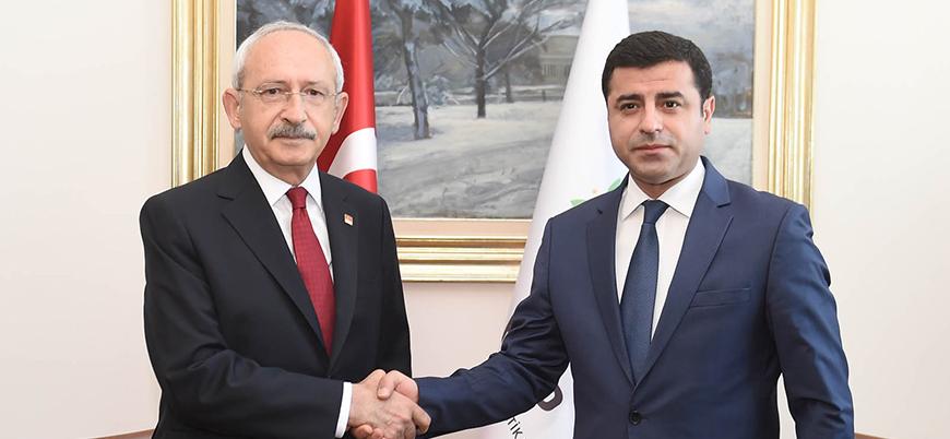 """""""Demirtaş yüzde 15 alabilir, Kılıçdaroğlu Alevi olduğu için seçilemez"""""""