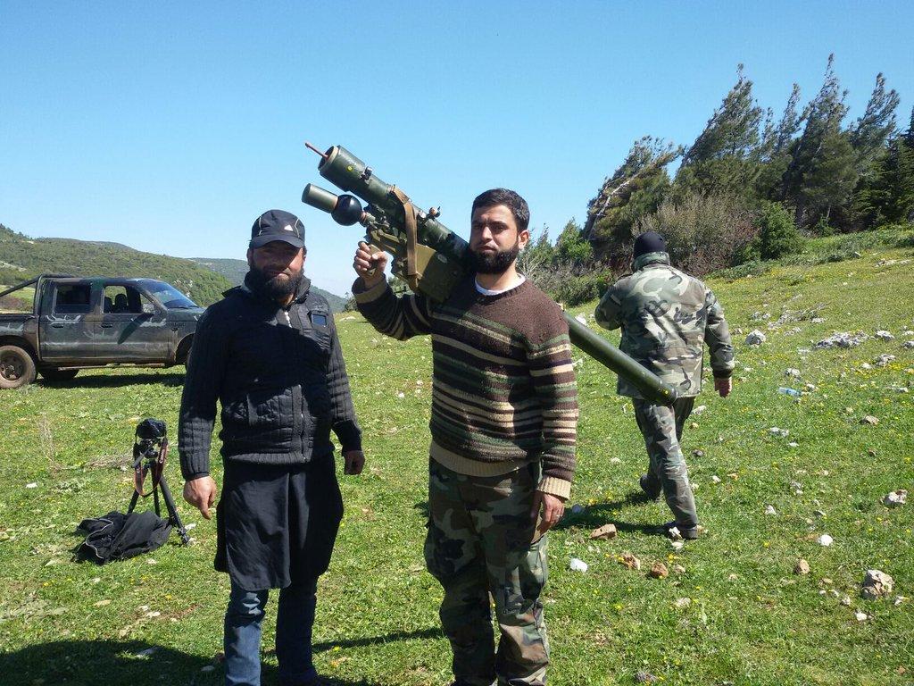 Suriyeli muhalif grup: Uçaksavar füzelerine sahibiz
