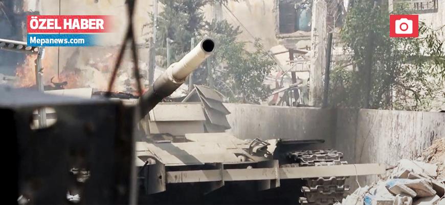Rejim güçleri Şam'ın güneyinde 'kırıma uğradı': 2 günde 50 ölü