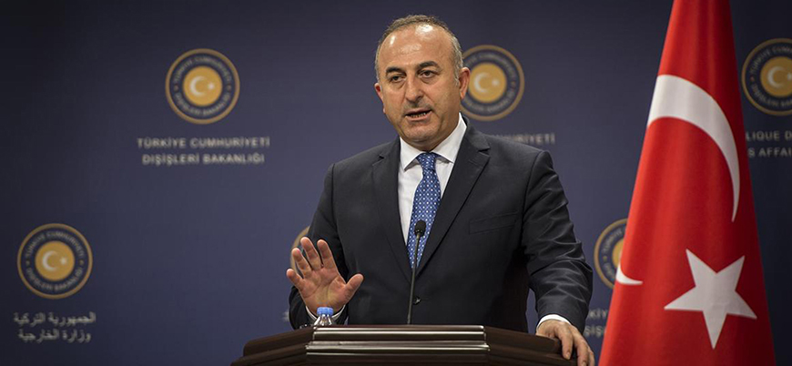 Çavuşoğlu'ndan İran ve Rusya'ya uyarı: Astana süreci biter