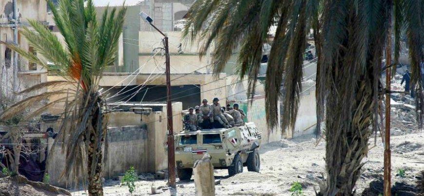 Mısır ordusunun 'utanç verici' saldırıları