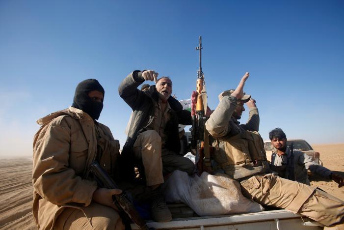 Musul'un Suriye ile bağlantısı kesildi