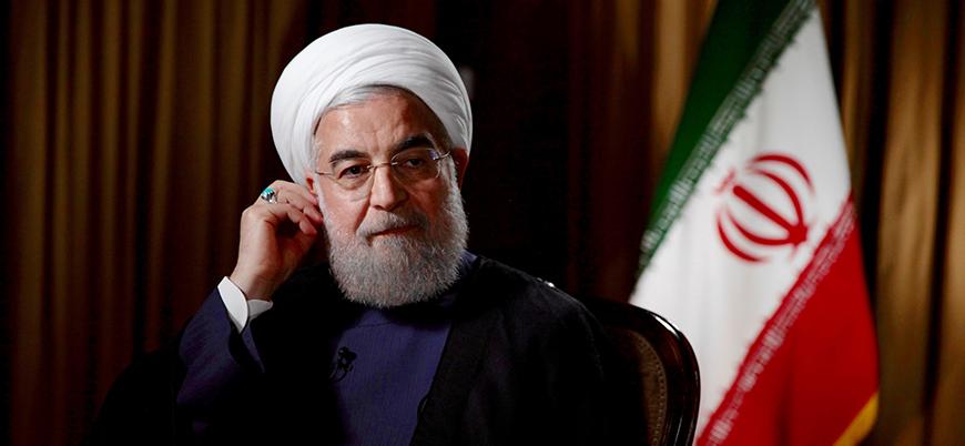 Ruhani'den nükleer uzlaşı tepkisi: Tüccar Trump