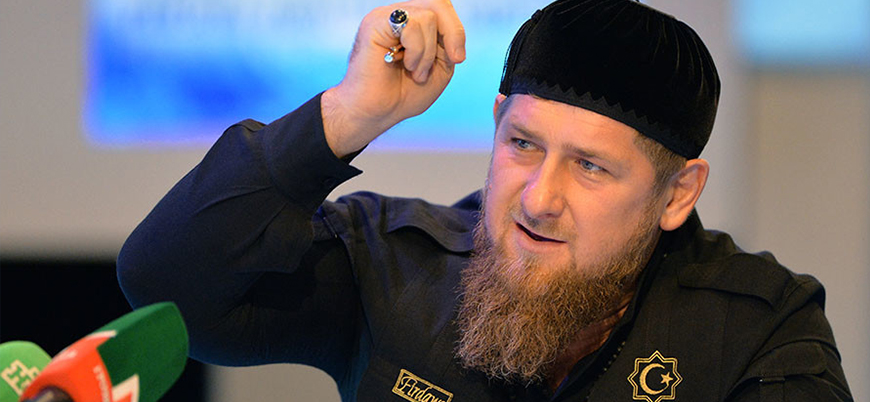 Kadirov: Buraya gelirlerse Trump ve Merkel'i hapse atarım