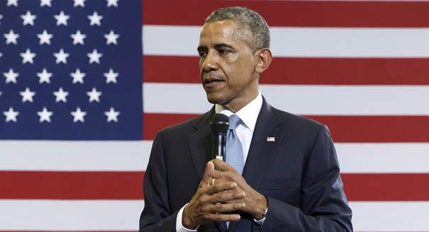 Obama: Suriye'ye müdahale stratejik bir hata olacaktı