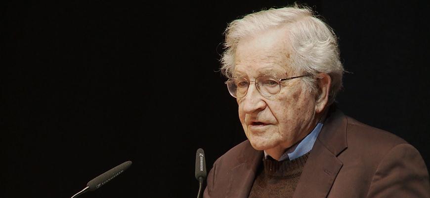 Ünlü filozof Noam Chomsky'den PKK'ya destek