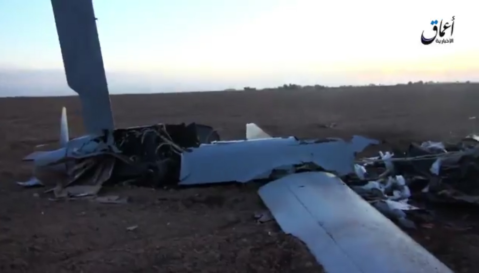IŞİD, Telafer yakınlarında 'drone aracı' düşürdü