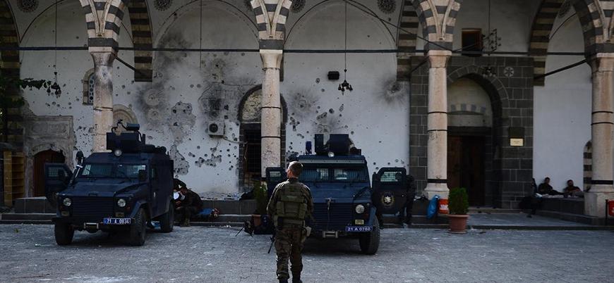 Diyarbakır'da 69 noktada sokağa çıkma yasağı