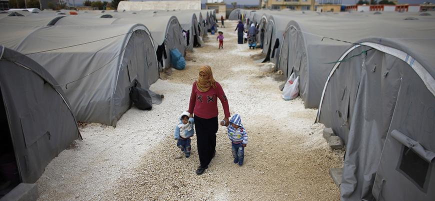 """""""Türkiye'nin sığınmacılara desteği benzersiz"""""""