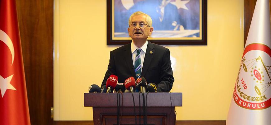 YSK Başkanı Sadi Güven: Seçim takvimi bugün açıklanacak