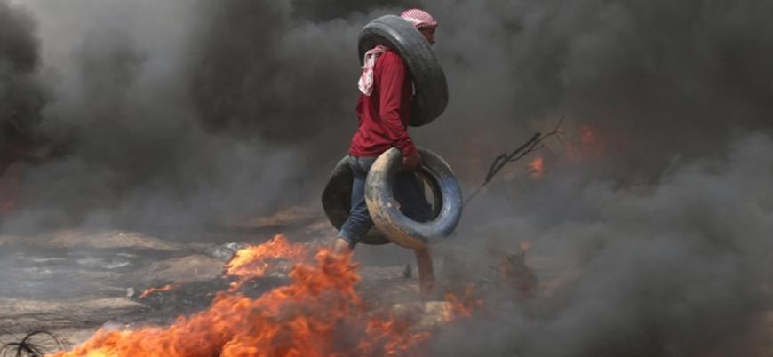 İsrail, Filistinli bir gazeteciyi daha öldürdü