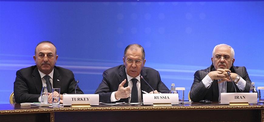 Türkiye-İran-Rusya Moskova'da toplanacak