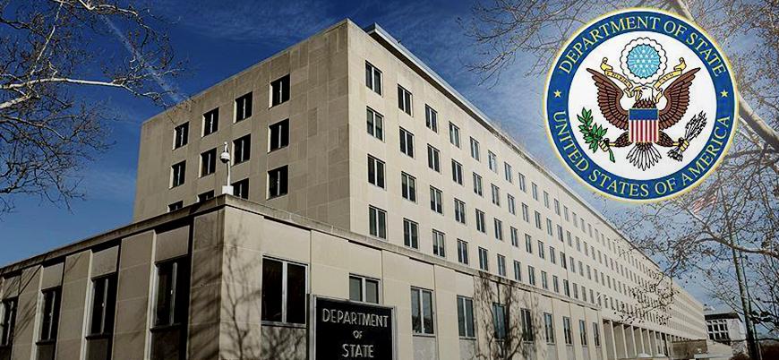 ABD'den Suriye açıklaması