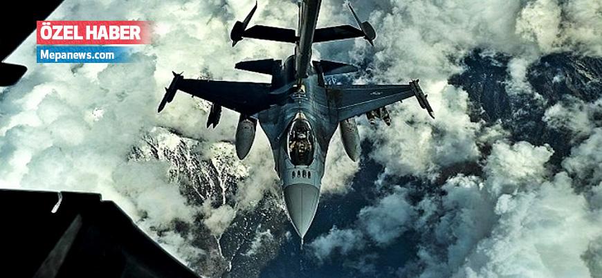 ABD, ilk defa Afganistan'ı Irak ve Suriye'den daha fazla bombaladı