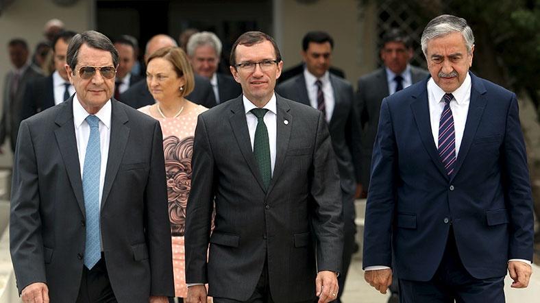 BM, Kıbrıs'ta sınıfta kaldı