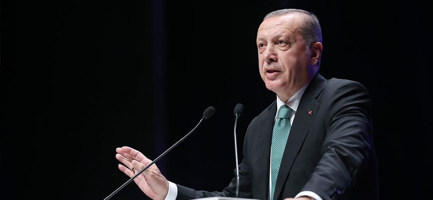 Erdoğan: ABD ve Rusya'nın YPG'lileri bölgeden çıkarma sözü yerine getirilmiş değil
