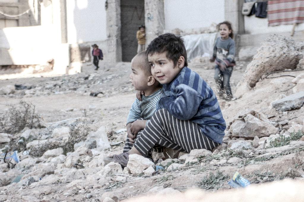 Doğu Halep için son '20 gün': 250 binden fazla kişi ölebilir
