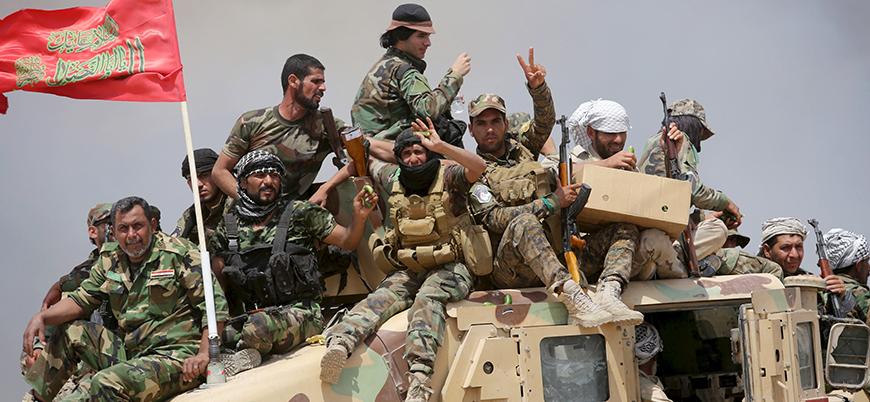 """""""İran'ın Suriye'de 80 bin askeri var"""""""