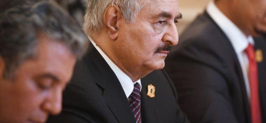 Söylentiler yalan çıktı: Libyalı savaş ağası ülkesine geri döndü