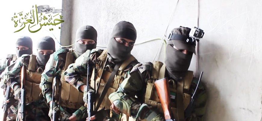 Ceyşu'l İzze özel birliklerini sahaya sürdü