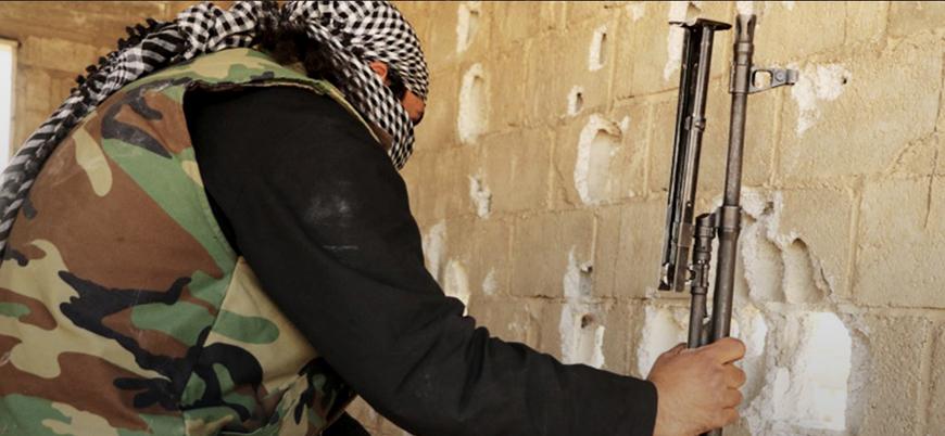 IŞİD: Şam'ın güneyinde 20 rejim askeri öldürdük